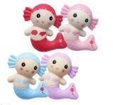 Mignon Squishy Mermaid jouets créatifs 19cm soft vous détendre à la hausse lente Jouet Jouet Jouet pour enfants