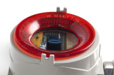 情報処理機能をもったオンライン固定Sih4シランのガスの漏出探知器