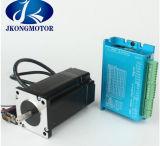 Circuito Fechado do servo motor escalonado Driver Kit NEMA 24 3m Encoder