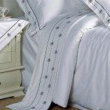 卸し売り中国の工場100%年の綿の刺繍の敷布(JRD192)
