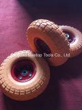 650-8 Maxtopゴム製平らで自由なPUの泡のトロリー車輪