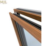 공장도 가격 고품질 알루미늄 유리제 경사 회전 나무 Windows
