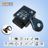 Dispositivo de controle de carro de OBD com diagnóstico remoto e imobilizador de motor (TK228-LE)