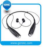Graves profundos fones de ouvido viva-voz Bluetooth sem fio para o pescoço, auscultadores Magnético