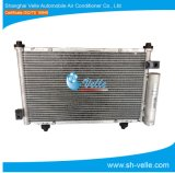 Condenseur du système de refroidissement avec un ventilateur