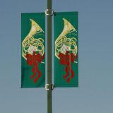 Ветер доказательства и надежная металлическая держатель баннера,