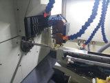 La pequeña Suiza de precisión tipo máquina de torno CNC de cabezal deslizante