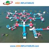 Aqua Park pour la plage de l'Eau Eau de mer, parc aquatique flottante gonflables géants