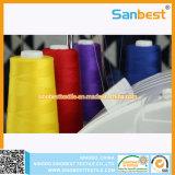 de Gesponnen Naaiende Draad van de Polyester 50s/2 100% voor Sportwear