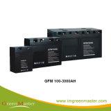 2VDC 3000ah Ciclo de profunda vida bateria livre de manutenção para UPS