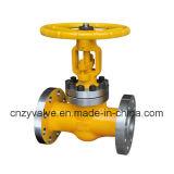 """API602 2500lb 3/4 """" A105 forjou a válvula de porta de aço da flange (Z41H-DN20-2500LB)"""