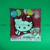 Hallo Dichtungs-Verpackungs-Beutel der Miezekatze-3side mit gutem Drucken