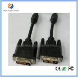 Flexi 6FT Gold Plated 24 + 1 DVI a DVI Tipo de cable Dual Link