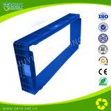 PP Caixa de revenda plástica para transporte com canto e alça