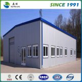 Matériau vert Prefab House Light Gauge Steel Building