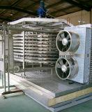 Двойной спиральн замораживатель/замораживатель Industrail быстро для рыб продуктов моря