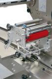 最新の様式の保証枕回転式Varenykyの包装機械の1つの年の価格
