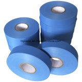 Fita azul da cor do PVC usada para o fornecedor da agricultura