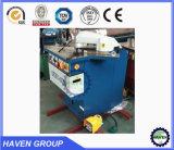 セリウムの標準切断およびせん断機械が付いている油圧ノッチを付ける機械