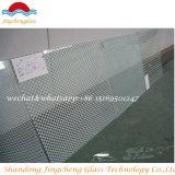 Verre Glacé Coloré / Verre de Bâtiment avec Certification SGS / ISO