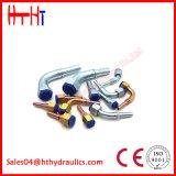 Le raccord coudé biseautée raccord de flexible hydraulique de la Chine raccords 20641 20641-T en usine