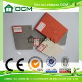 Панели доски цемента дома доски цемента внешние