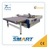 Однослойные промышленные одежда автомата для резки ткани польностью автоматические/тканье/автомат для резки ткани