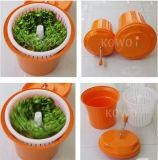 Sb-12L Drogen van de Spinner en van de Sla van de Salade van de Hulpmiddelen van het Gebruik van de Rang van het voedsel het Gemakkelijke Plantaardige Groene 12L