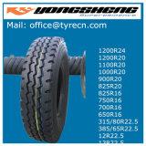 Pneu radial 11r22.5 de remorque de pneu de camion