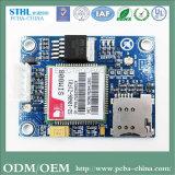 As peças do rastreador GPS Tvbox inteligente Placa PCBA Fabricante Shenzhen conjunto PCB, Fábrica de montagem de PCB e contrato Monte
