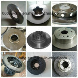 Voiture disque du rotor du frein de rechange Zba615301 pour les voitures