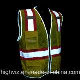 ANSI107標準の安全ベスト(C2027)