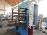 Reciclagem de borracha de azulejo Mats Vulcanizing Machine / Borracha Floor Tile Hydraulic Press
