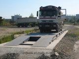 bascula a ponte 3X16m60ton per l'esportazione