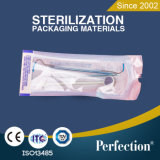 Sacchetto autosigillante di sterilizzazione del chiodo di Eo e del vapore