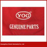 Fabricante da fábrica da camisa de polo do Spandex do algodão dos homens do OEM de Guangzhou (P132)