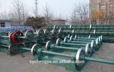 Meilleure vente Shengya préfabriqués en béton en acier pôle pour la vente du moule