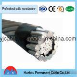 La norme CEI conducteur nu Conducteur en acier en aluminium renforcé câble ACSR non isolés