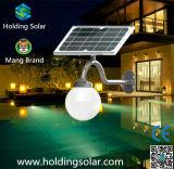 Luz solar do jardim do diodo emissor de luz com controle inteligente