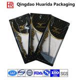 Прозрачные пластиковые пакеты с герметичными застежками OPP/BOPP Самоклеющиеся швейной упаковку Bag