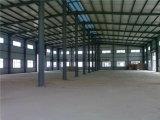 Estructura de acero Long-Span baratos almacenes prefabricados para la venta