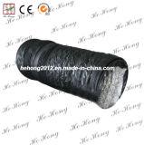 O PVC revestido de alumínio flexível duto da Colheitadeira