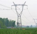 Башня стали передачи силы 500 Kv линейная