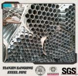 Clase BS1387 un tubo de acero galvanizado de la INMERSIÓN caliente de B C