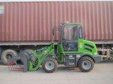 2017 Novo Projeto Hzm908 Jo908 ZL08 Wl80 Mini-Agricultura carregadora de rodas com A/C