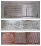 Барбекю из нержавеющей стали с Electroplating ячеистой сети