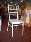 金属の宴会の結婚式のChiavariの椅子