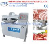 Coupeur automatique de bol de la viande 80L pour le traitement de saucisse