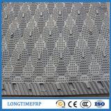 Forjado térmico de PVC Husillo de flujo transversal Refrigeración Torre llenar