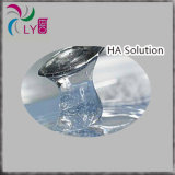 Ácido Hiaourónico de venta entera 99%, polvo de ácido hialurónico, inyección de ácido hialurónico